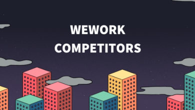 WEWORK-COMPETITORS