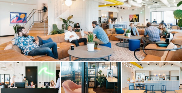WeWork Costa Mesa | Both Locations with Perks, Images ...