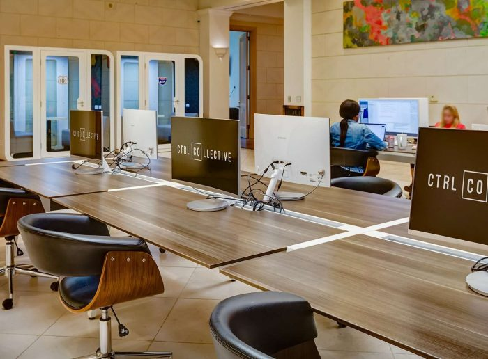 ctrl collective coworking space playa vista